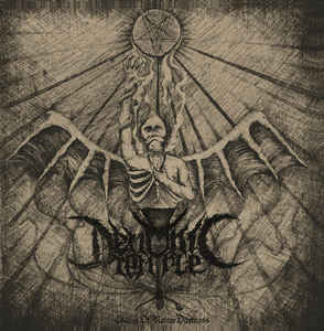 Demonic Temple – Chalice Of Nectar Darkness (w skrócie)