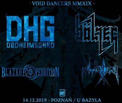 Dodheimsgard i Bölzer w Poznaniu!