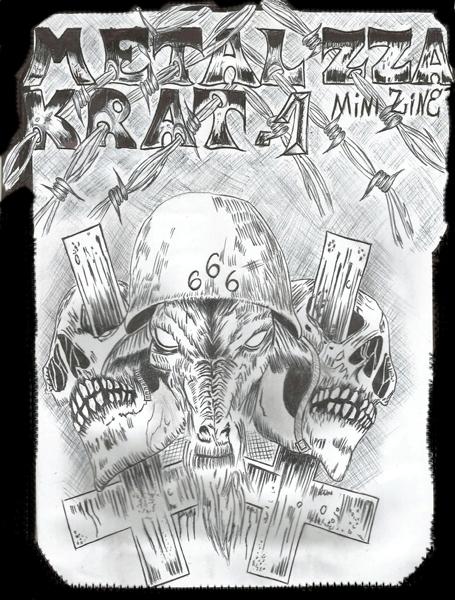 Metal Zza Krat #1