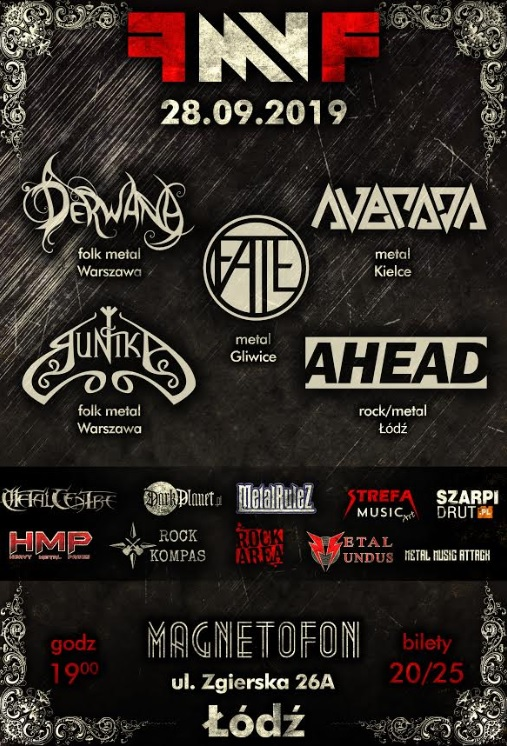 Female Metal Voices Festival vol.4 – Łódź
