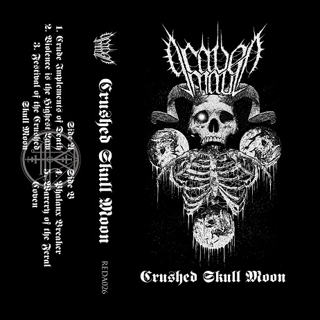 Graven Maul – Crushed skull moon