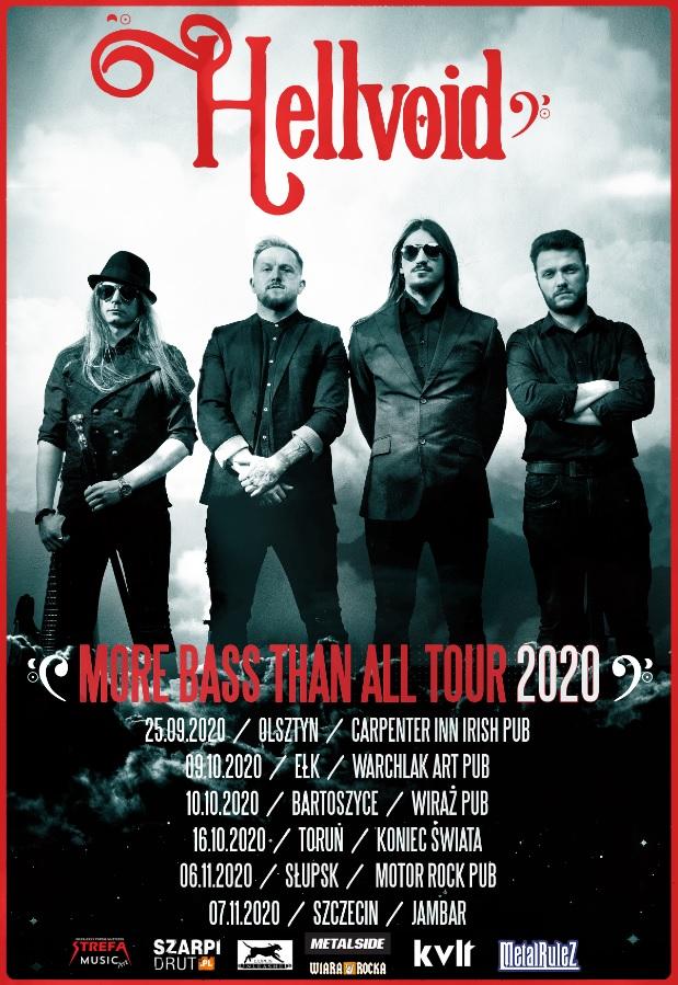 MORE BASS THAN ALL TOUR 2020