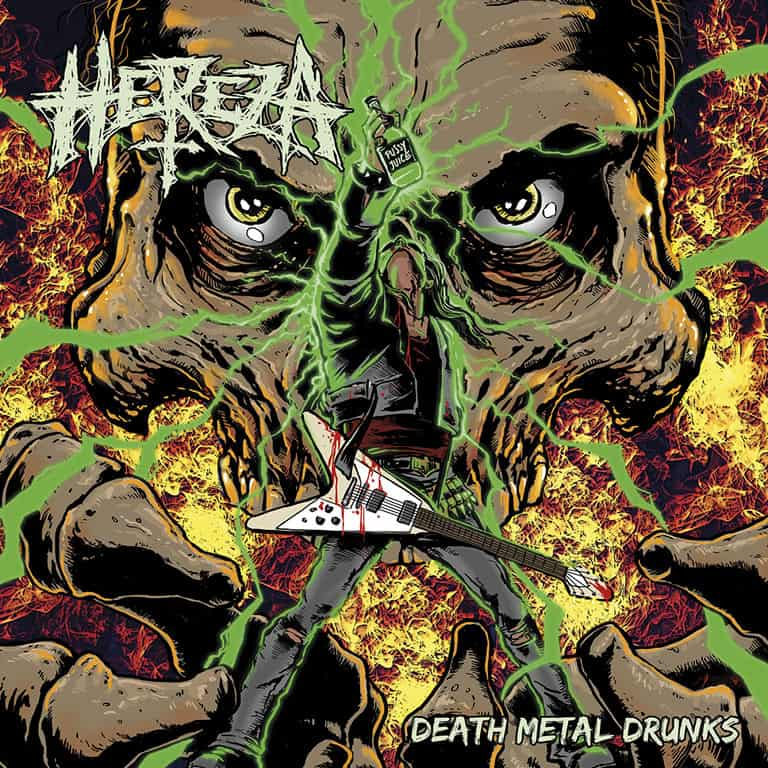 Hereza – Death metal drunks