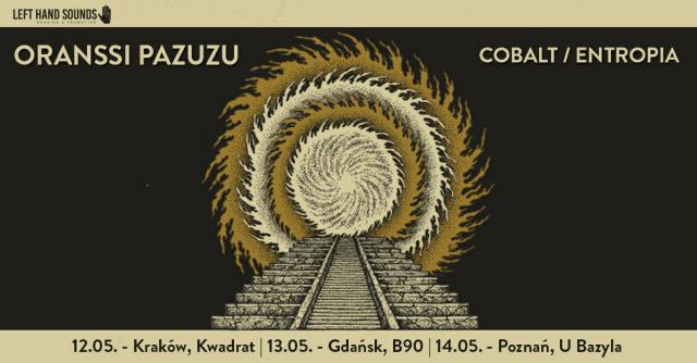 Oranssi Pazuzu: Nowa EP od zespołu