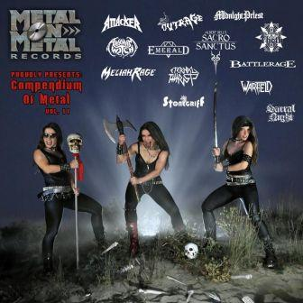 V/A – Compendium of Metal Vol. 11