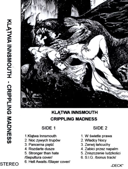 Crippling Madness – Klątwa Innsmouth