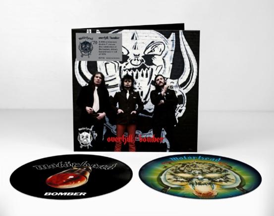 PODWÓJNY SINGIEL Motörhead – SPECJALNE WYDANIE Z OKAZJI RECORD STORE DAY 2019