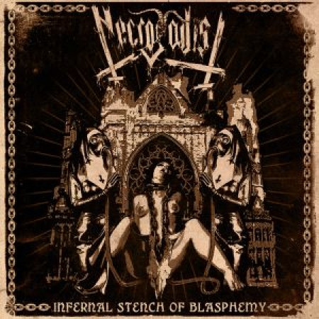 NECROSADIST – INFERNAL STENCH OF BLASPHEMY