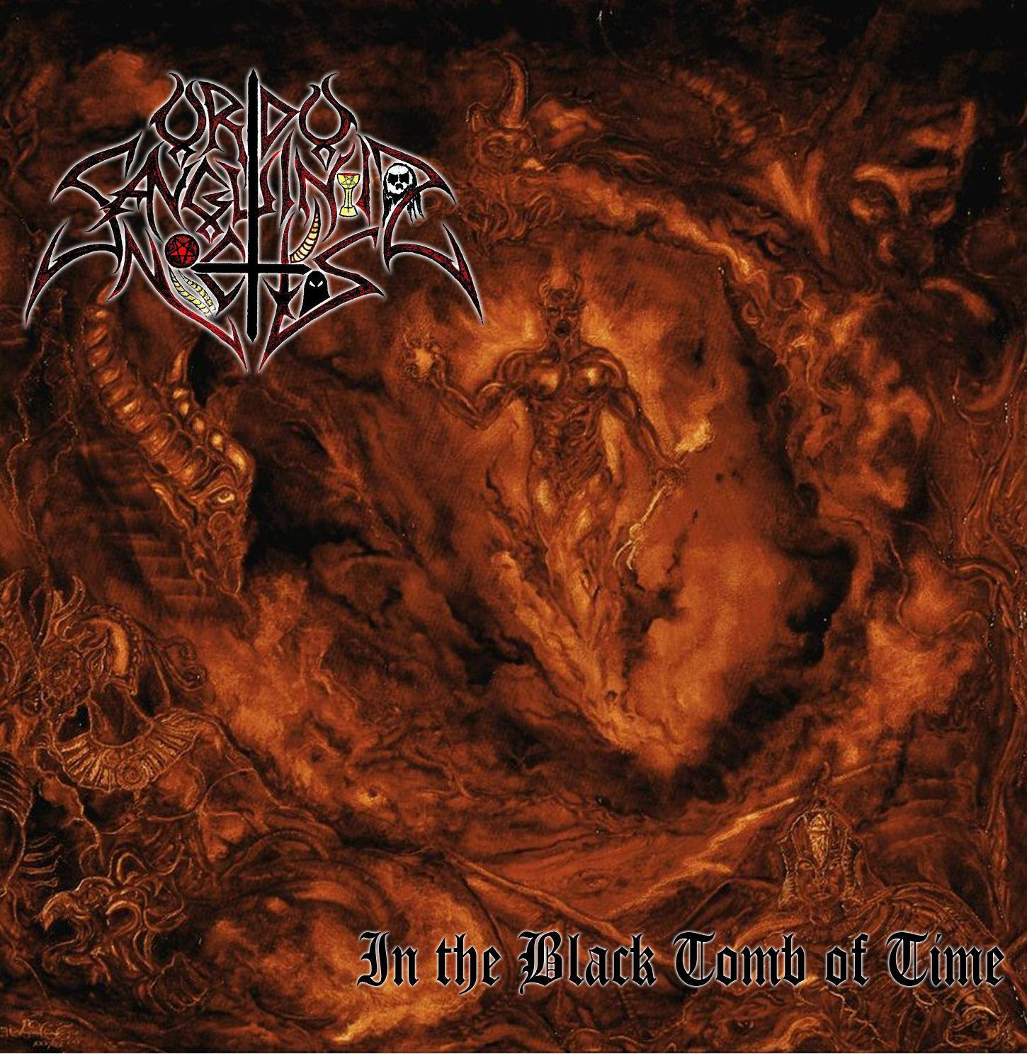 ORDO SANGUINIS NOCTIS – IN THE BLACK TOMB OF TIME