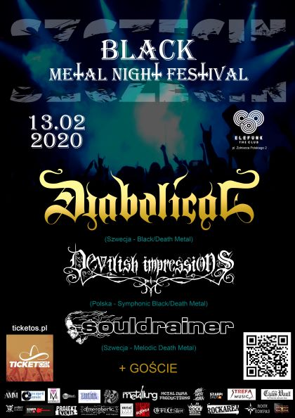 Black Metal Night Festival – Szczecin