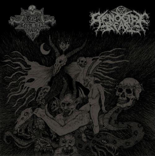 Black Ceremonial Cult/Genocide Beast – Demo XXIV/Demo XXV