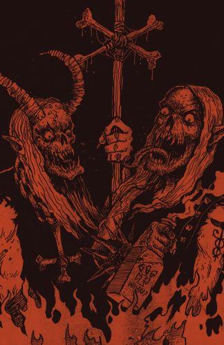 """Witchfuck vs Culto Negro"" – polsko-kostarykański split w Mythrone Promotion"