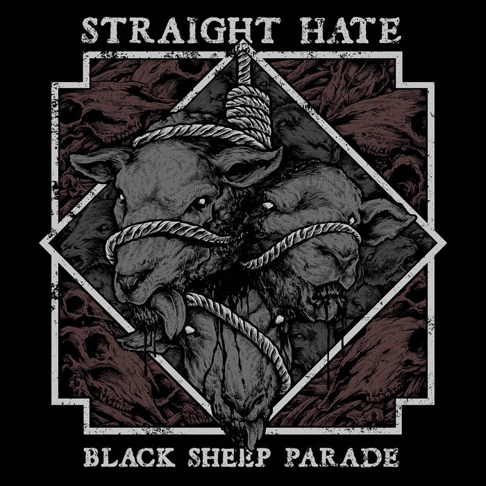 Straight hate – Black sheep parade