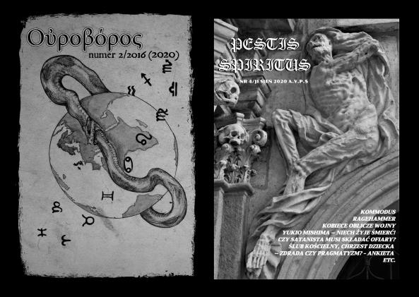 Połączone siły Ouroboros i Pestis Spiritus!