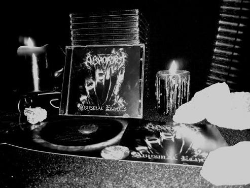 Austriacki ABHORROT w Morbid Chapel Records