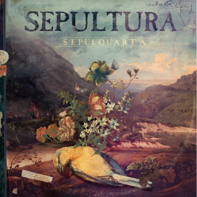 Nowe wydawnictwo Sepultury!