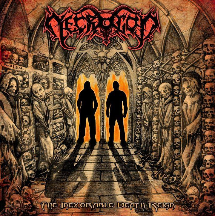 Necrogod – The Inexorable Death Reign