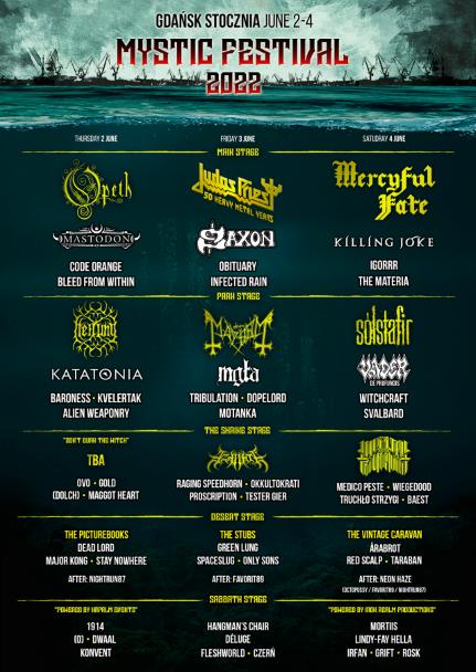 Mystic Festival 2022