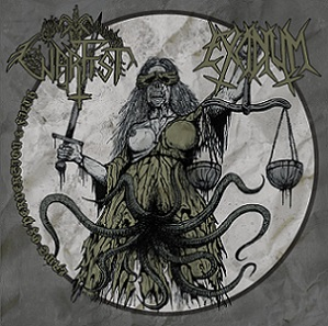 Warfist / Excidium – Laws of Perversion & Filth