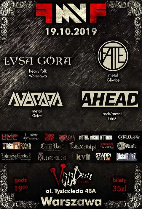 Female Metal Voices Festival vol.4 – Warszawa