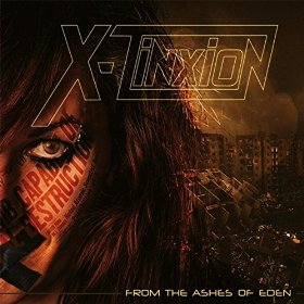 X-Tinxion – From the ashes of eden