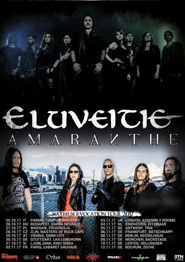 Posłuchaj nowego albumu od Eluveitie!