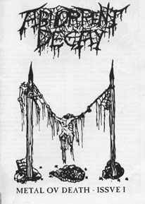 Abhorrent Decay #1