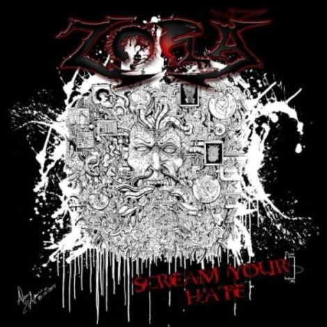 Zora – Scream your hate